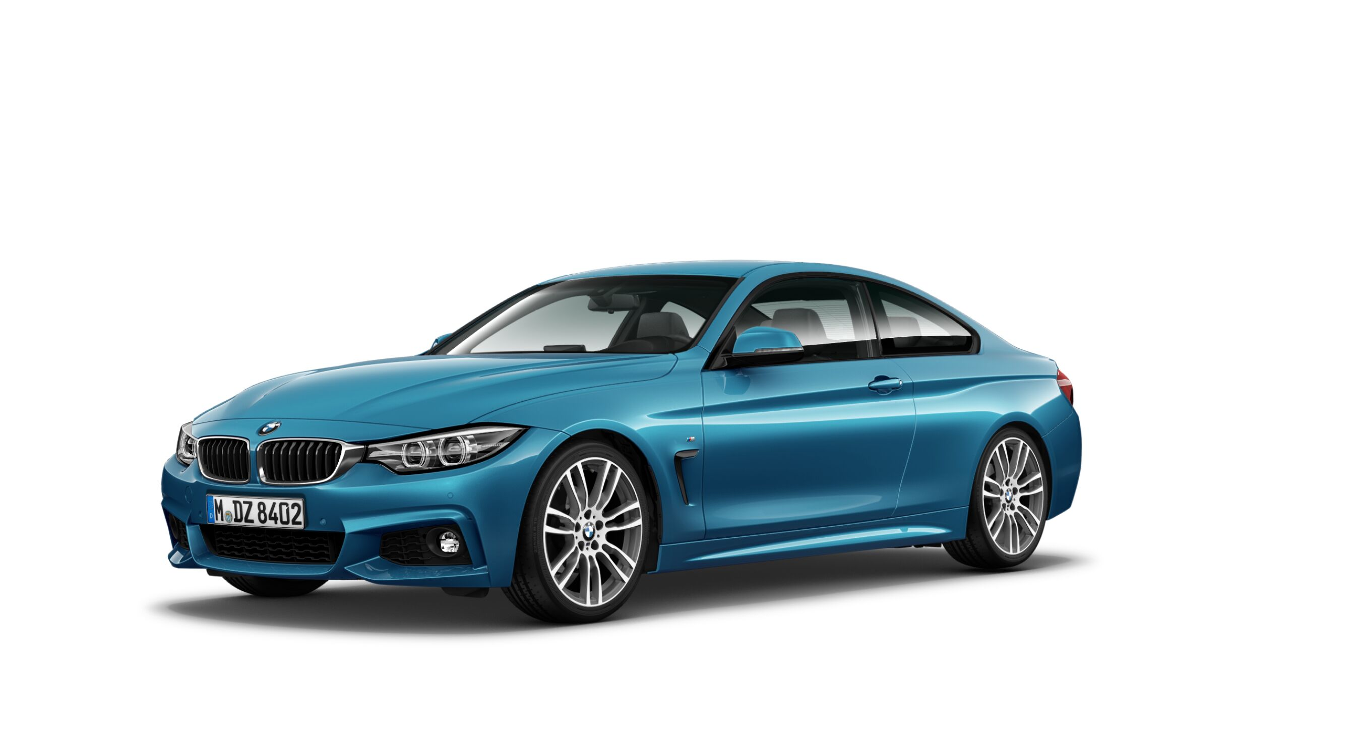 BMW 4 Series Coupe (2017) M Sport